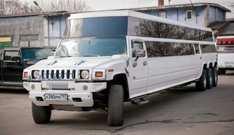 Hummer, 35 мест